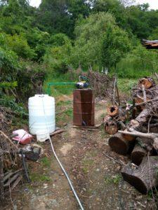Pumpa za vodu u Bresnici