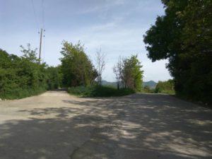 Put za Bresnicu kod Šaren kamena