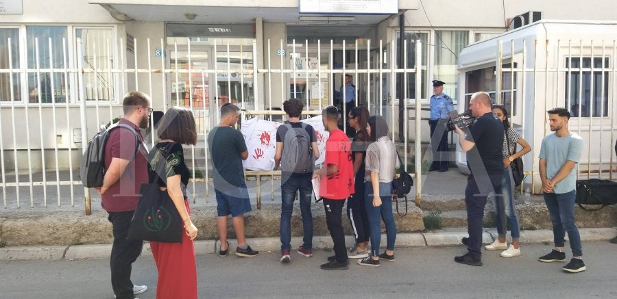 Protest aktivista