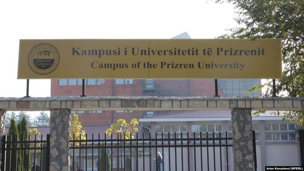 univerziteti kosovo