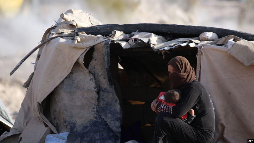 sirija žene