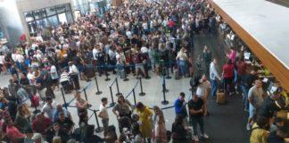 Aerodrom u Prištini štrajk