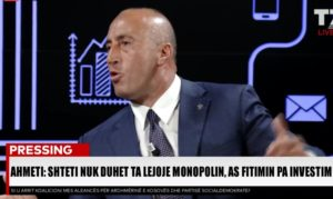 Haradinaj Pressing