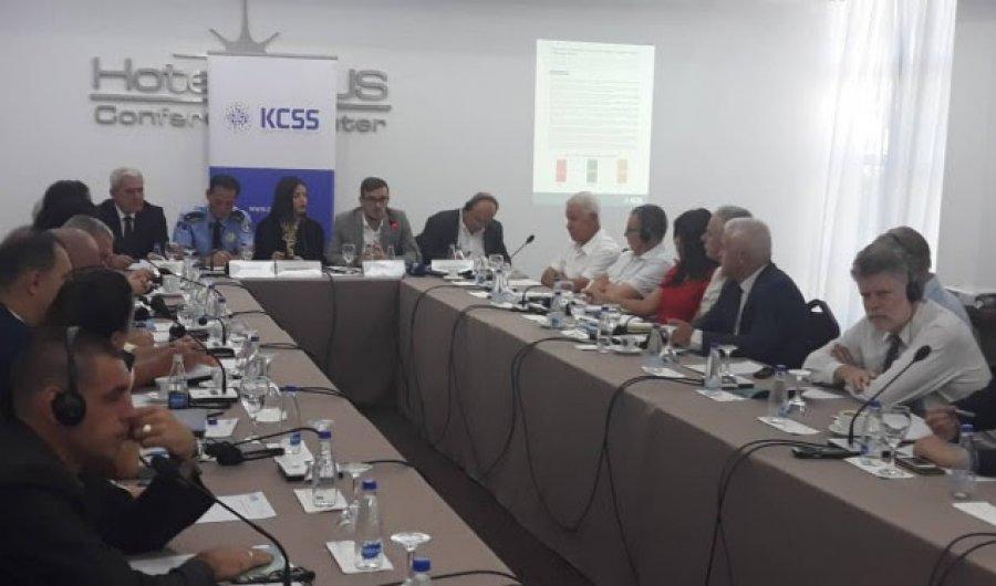 Izveštaj o Kosovskoj policiji