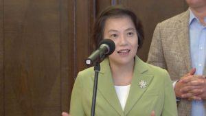 Čen Bo ambasadorka Kine