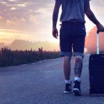 Ljudi se sele odlaze, putovanja,