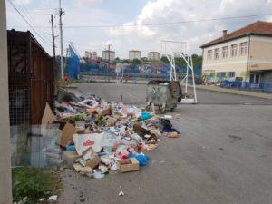 školsko dvorište Gračanica
