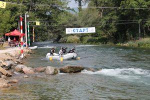 Svetski rafting kup Zubin Potok