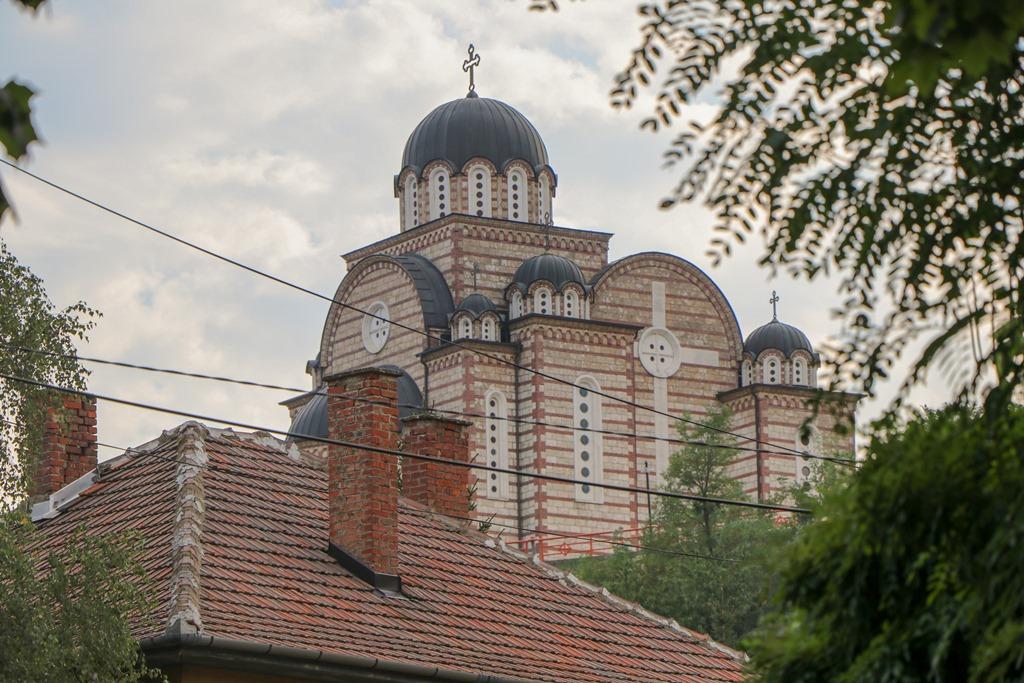 Severna Mitrovica crkva Sveti Dimitrije Crkva Svetog Dimitrija