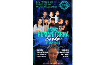 humanitarna žurka