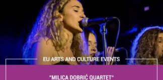 Milica Dobrić kvartet