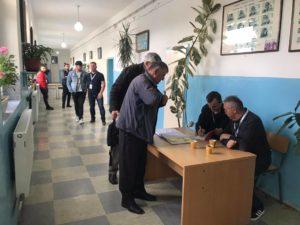 Goraždevac glasanje