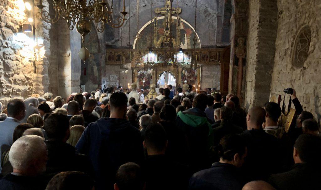Slava u Pećkoj patrijaršiji