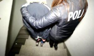 Uhapšena žena