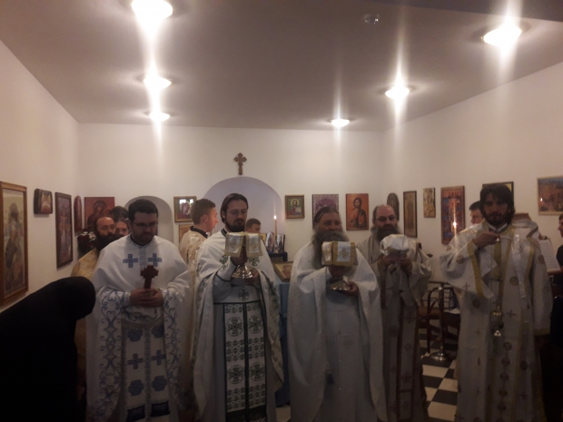 Manastir Svetih Arhangela