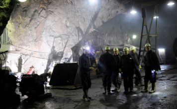 trepča rudari