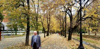 Penzioneri Park šetnja Penzija
