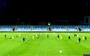 Kosovo utakmica