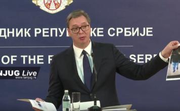 Vučić Sednica saveta bezbednosti