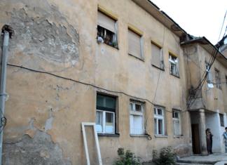 Zgrada starog dečijeg dispanzera