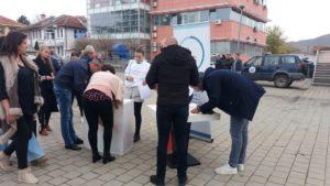 Peticija protiv zagađenja reke gračanke