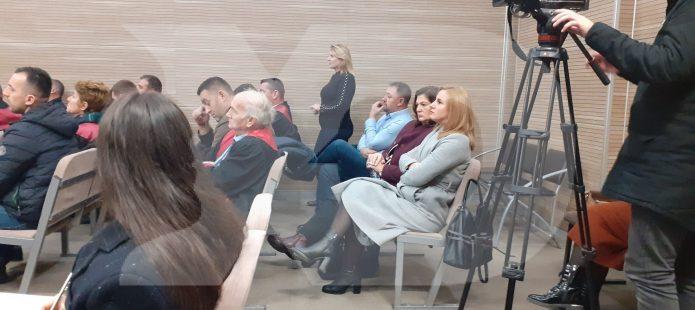 Suđenje za bekstvo Samija Ljuštakua