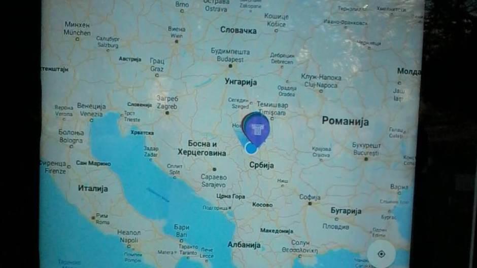 Gsp Beograd Dnevne Linije Mapa Superjoden