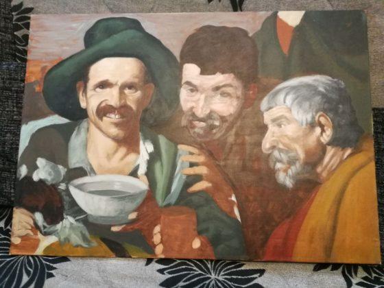 Lazar Milosavljević umetnik iz Leška