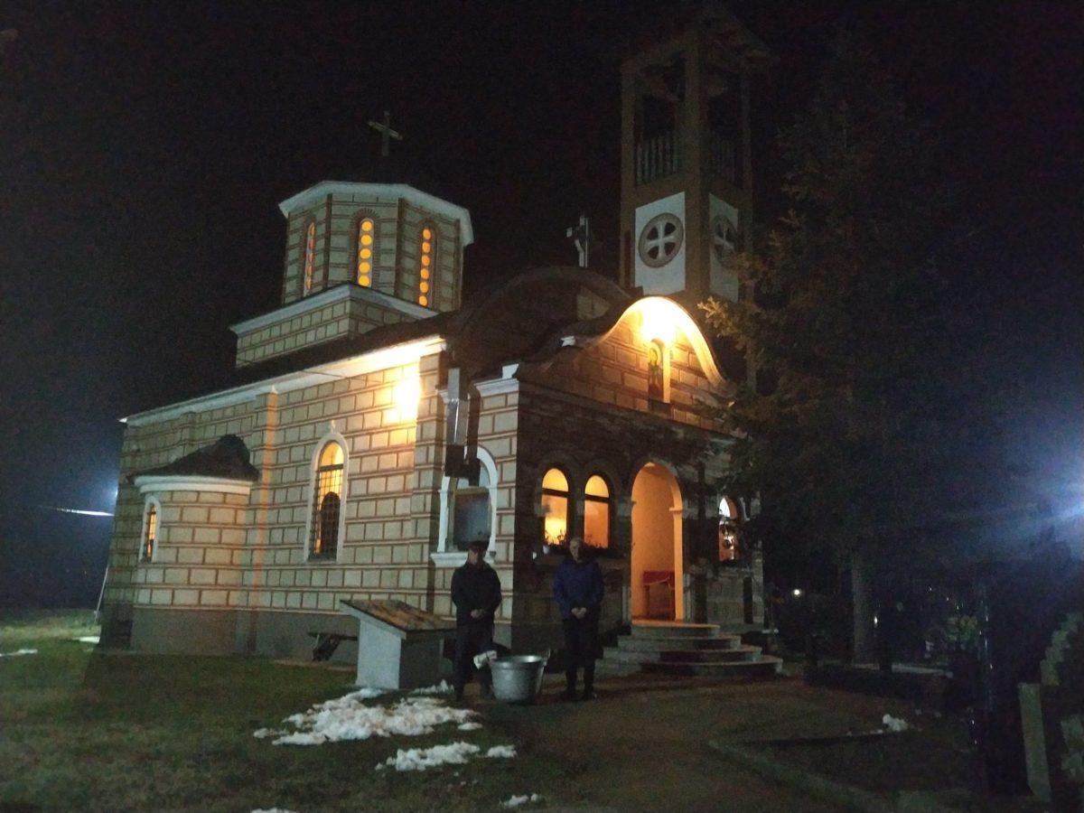 Crkva, Donja Budriga