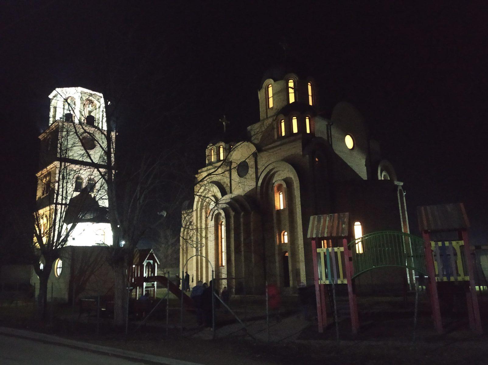 Crkva Svete Trojice u Partešu