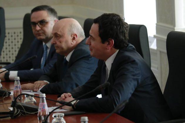 Aljbin Kurti, Mustafa, Tahiri