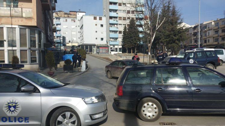 Policija iseljavanje porodice
