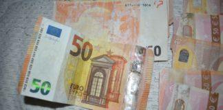 Zaplena falsifikovanog novca