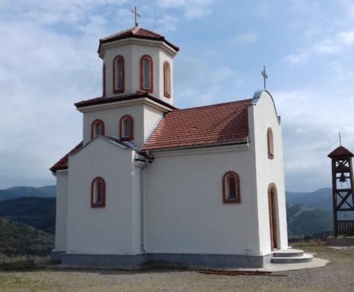 Uspenju Presvete Bogorodice, u Lešku.