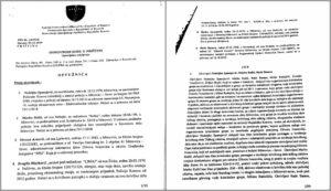 Prva verzija optužnice, do koje je došao BIRN, ne otkriva ni izvršioca ni naručioca ubistva Olivera Ivanovića