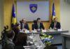 Sednica kosovske vlade