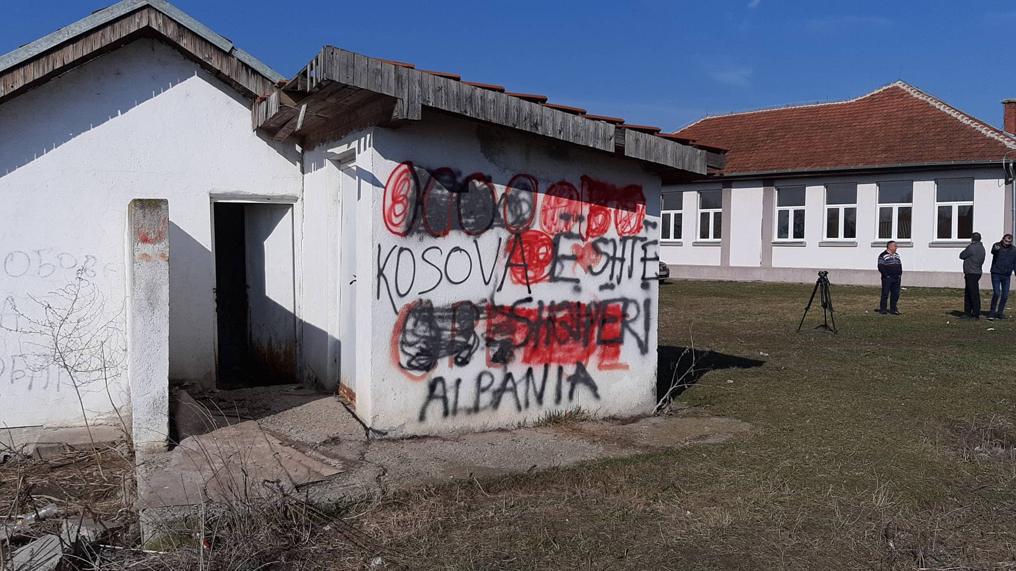 Grafiti u Preocu
