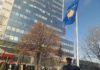 podizanje zastave 12. godišnjjica nezavisnosti
