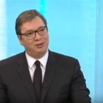 Vučić RTS