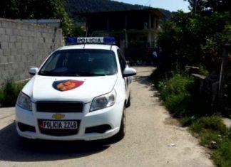 Policija albanija