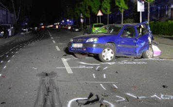 Saobraćajna nesreća nemačka