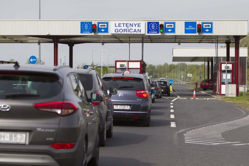 Granica Šengen