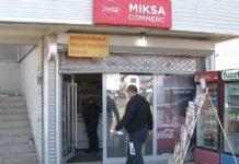 Obijena prodavnica u Gračanici