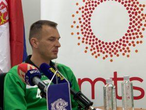 """FK """"Trepča"""",Perica Ilić"""