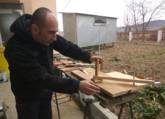 Stolar Dejan Radovanović