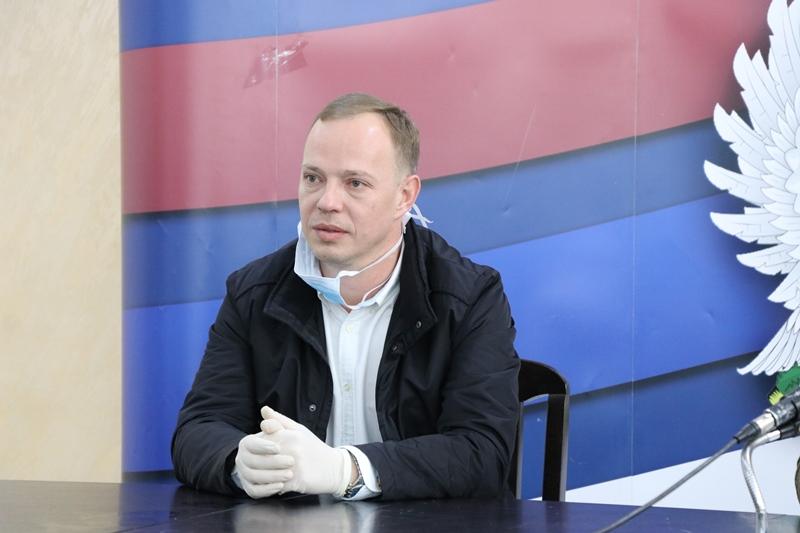 epidemiolog Aleksandar Antonijević