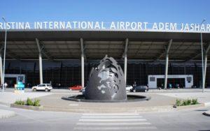 Foto: Prištinski aerodrom