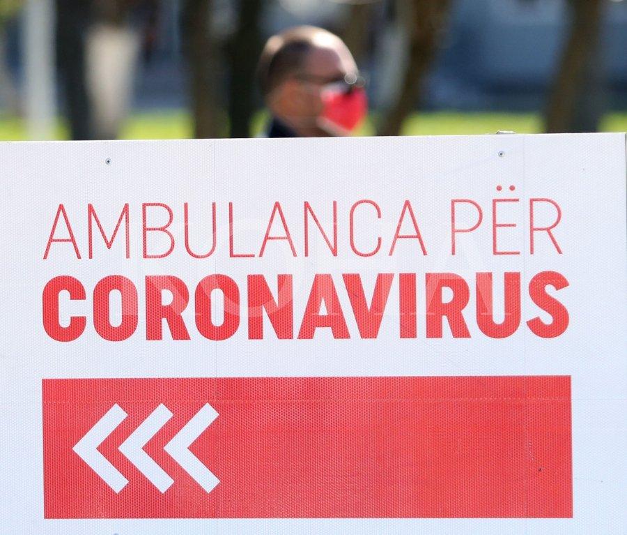 Koronavirus ambulanta