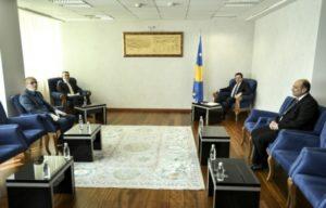 Vlada Kosova Rašić imenovan za savetnika i rukovodioca kancelarije za zajednice