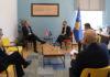 Sastanak Vitia i norveškog ambasadora